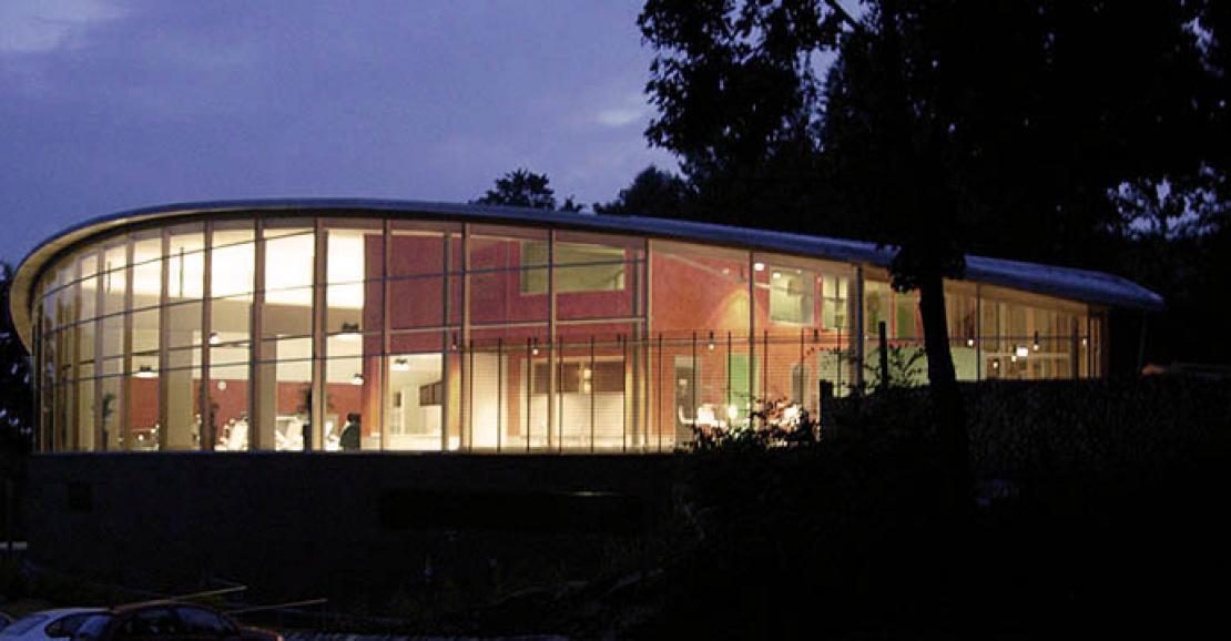 Silberbergbad Seifert Hugues Architekten Gmbh